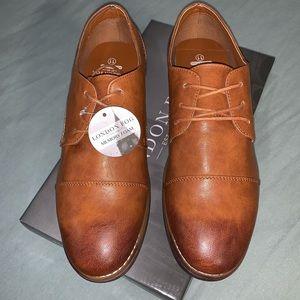 London Fog Men's Bradford Oxford Shoes